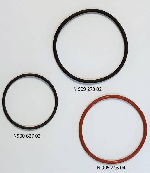 OEM VW - BRM EGR Seals