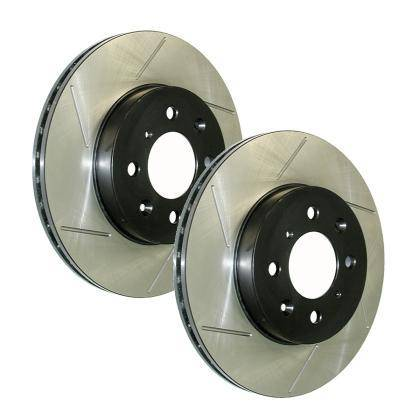 Stop Tech - StopTech Sport Slotted Rotors (Front Pair) (Mk4) (280mm)