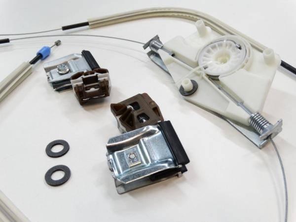 OEM VW - Window Regulator Repair Kit Front Passenger Door (Mk4 Jetta / Golf)