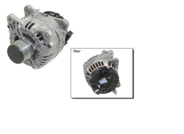 Valeo - 120amp Alternator (Mk4)