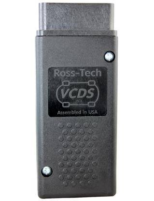 Ross-Tech - VCDS with HEX-NET Enthusiast - WiFi & USB Interface