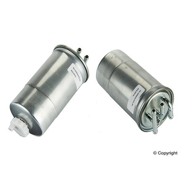 Various but Always Quality - Fuel Filter (98 New Beetle) with no thermostatic Tee Fitting