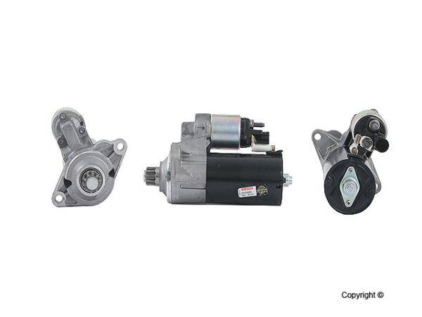 Bosch - Starter (Mk5 DSG) (Mk4 04-06 New Beetle) (Price includes $70 Core Deposit)