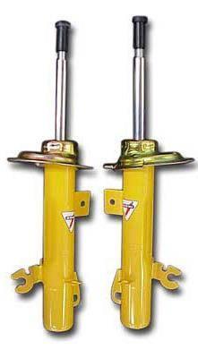 Koni - Koni Sport (yellow) Rear Shocks (Mk6 Jetta with Rear Beam Axle) Set Of 2