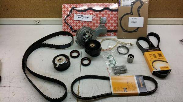 KermaTDI - Timing Belt Kit (Mk3) (B4)