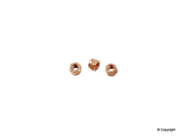 OEM VW - Copper Pinch Nuts (Non shouldered) (M8