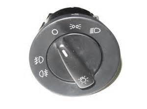 OEM VW - European Headlight Switch (Mk4) (BHW)