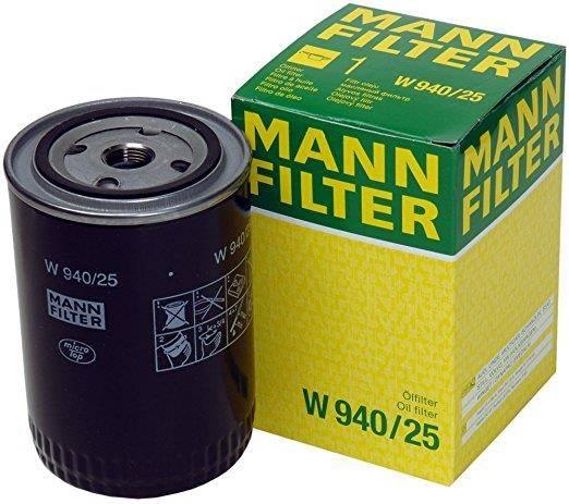 Mann - Oil Filter [Mann] (Mk3) (B4)