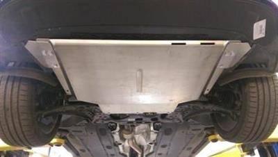EvolutionImport - Ares Skid Plate Kit for MK7 Golf, Wagon & Alltrack