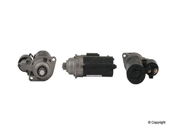 Bosch - Starter (Mk3)(B4)(Mk4 Standard Transmission)