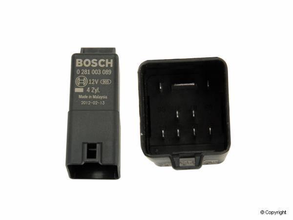Bosch - Glow Plug Relay (Bosch0281003089)(Mk4 Late ALH) (Mk4 BEW) (B5.5 BHW Passat)