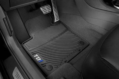 OEM VW - Genuine VW TDI Rubber Monster Mat Sets (Golf 2015+)