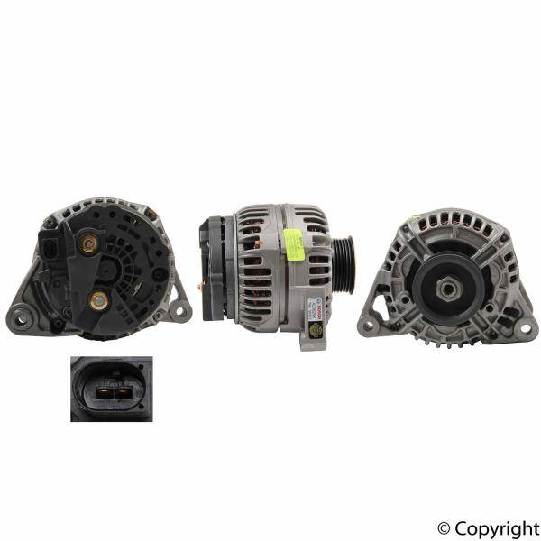 Bosch - Alternator - 180 Amp (Passat 2012-2015)