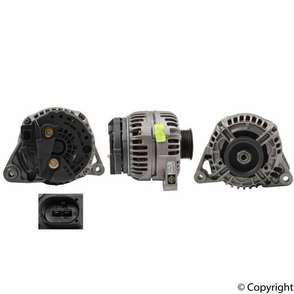Bosch - Alternator - 180 Amp (Passat 2012-2015)