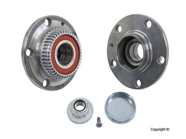 Various but Always Quality - Rear Wheel Hub and Bearing Kit (Mk4)