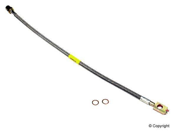Various but Always Quality - Stainless Steel Brake Line Front (Mk4)