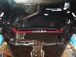 Neuspeed - NEUSPEED Rear Torsion Bar (2015 + Audi, Golf, and Golf Sportwagen)