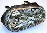 Hella - Right Headlight (Mk4 Golf)