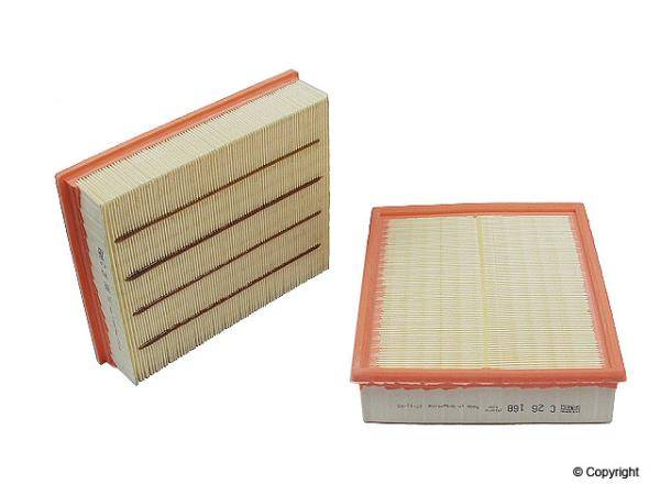 Mann - Air Filter (BHW)