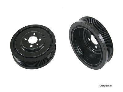 Various but Always Quality - Serpentine Belt Harmonic Balancer (Late Mk4 ALH (2003)) (Mk5 BRM)