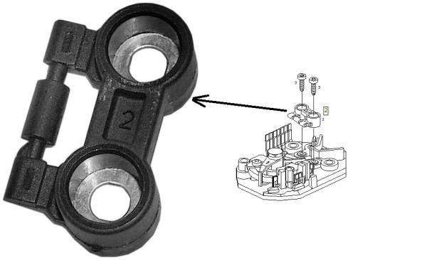 Bosch - Fuel Temperature Sensor (Mk3)(B4)(Mk4)