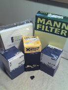 Various but Always Quality - B4 Passat Deluxe Filter Pack