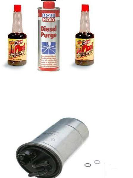 Liqui / Lubro Moly - Liqui Moly Diesel Purge / Redline Deluxe Cleaning Kit ALH / BEW
