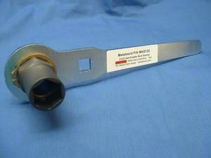 Metalnerd - Specialty Double 21 & 22 mm Strut Nut Sockets