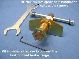 Metalnerd - Part MN3272 - Rear Brake Reset Tool