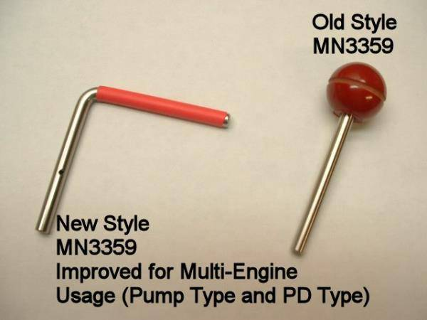 Metalnerd - MN3359- 1.9 and 2.0 PD Cam Sprocket Pin (also A4 TDI pump Pin)
