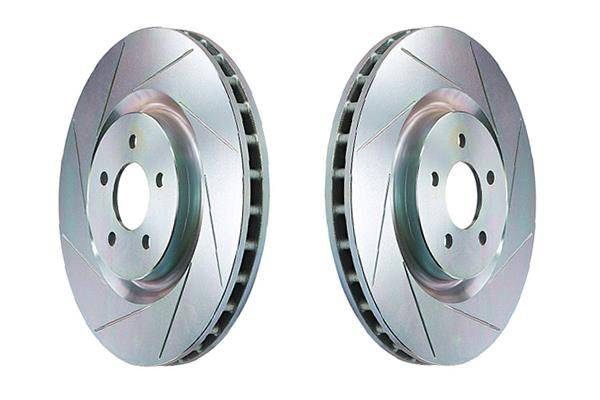 Brembo - Brembo Sport Slotted Rotors Mk4 (Front Pair)