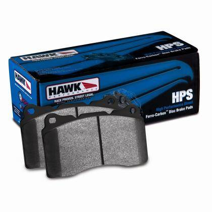 Hawk HPS Street Brake Pads for Mk4 (Rear Pair)