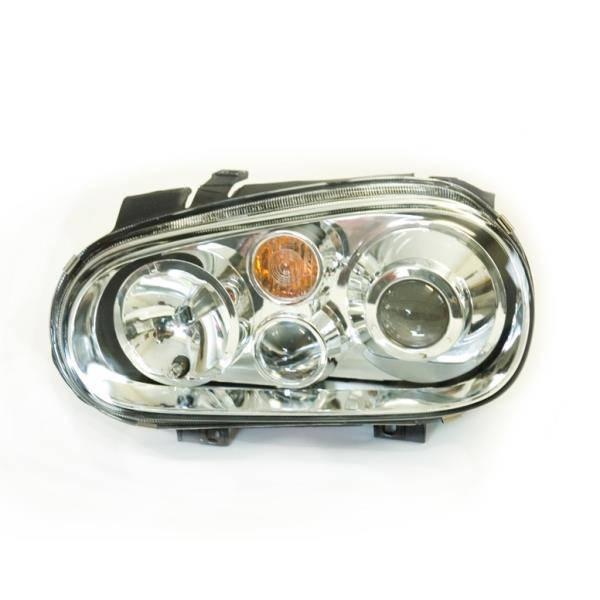 MK4 Golf Projector Headlights (Chrome)