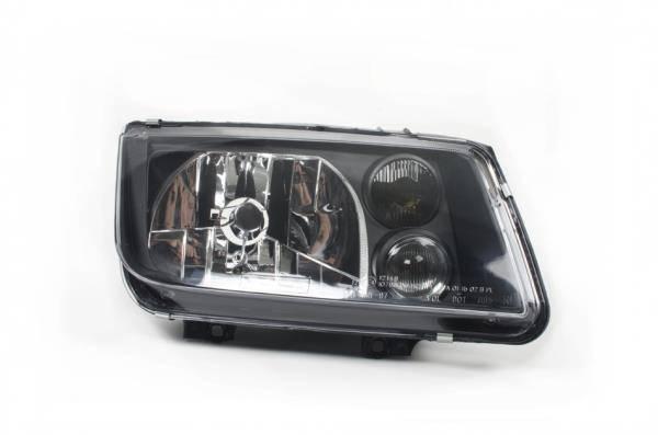 MK4 Jetta Smoked Ecode Headlights w/ Fogs
