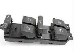 Various but Always Quality - Window Switch - Left Front (mk4 Jetta/Golf/GLI - B5 Passat)