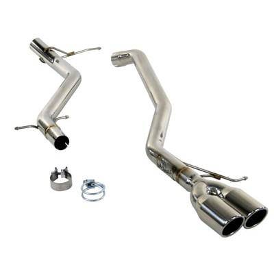 aFe Power - MACH Force XP Cat-Back SS-304 Exhaust System; VW Jetta 09-10 L4-2.0L (TDI)