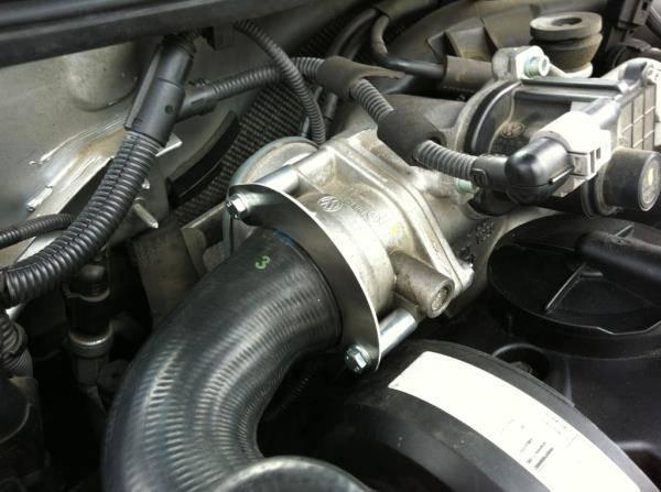 KermaTDI - Pumpe Duse Intake Hose/Manifold Connection Fix (BHW) (BHW)