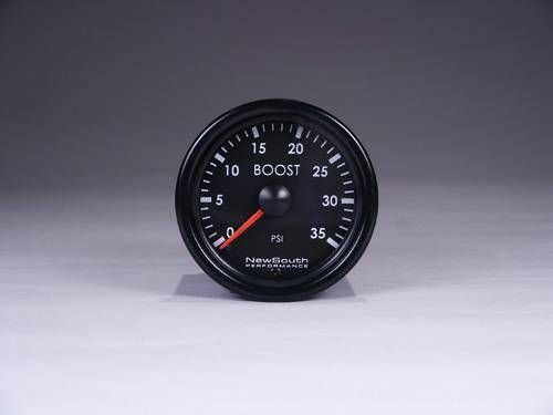 NewSouth Performance - New South Performance 0-35PSI Boost Gauge