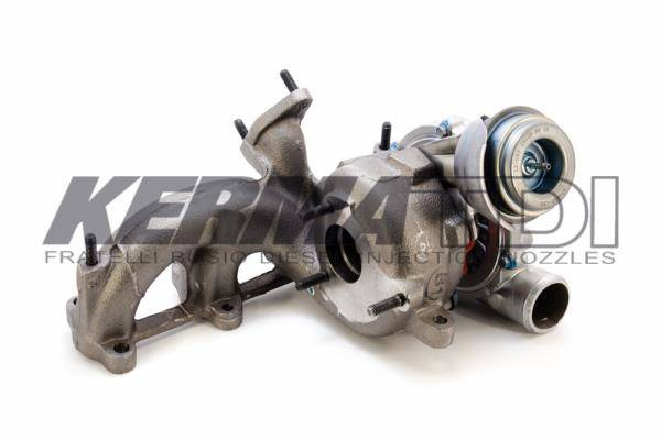 KermaTDI - Kerma 17/26 Turbocharger for ALH and BEW 98-2006 Mk4 Golf, Beetle, Jetta