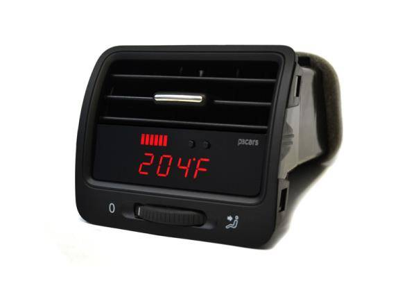 P3Cars Vent Integrated Digital Interface for Mk5 Jetta