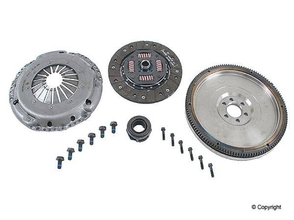 Sachs - Sachs Quiet Clutch with Flywheel