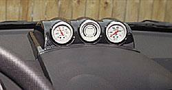 Auto Meter - Triple Gauge Pod for New Beetle