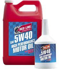 Redline - 5W40 Motor Oil Quart