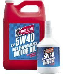 Redline - 5W40 Motor Oil Quart