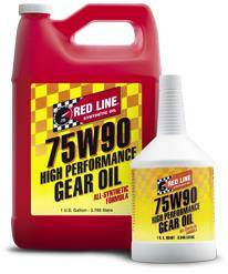 Redline - 75W90 GL-5 Gear Oil Quart