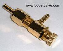 "Boost Valve - The ""Boost Valve"" boost controller - G2 Series BoostValve kit for VW VNT TDI"
