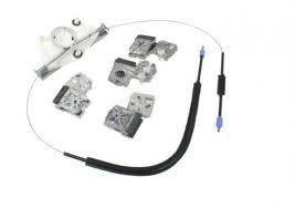 OEM VW - Window Regulator Repair Kit Drivers Door (Mk4 Golf 2-door)