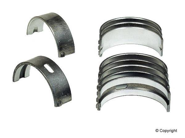 Kolbenschmidt - Main Crankshaft Bearing Set (Mk3)(B4)(Mk4 ALH)