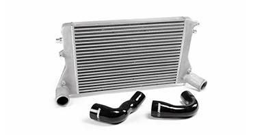 Intercooler and Plumbing