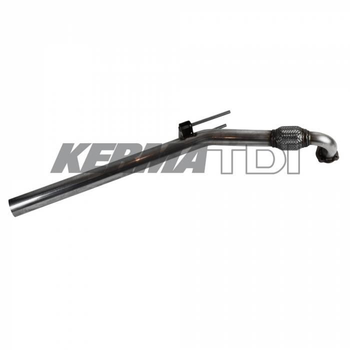"KermaTDI - 2.5 inch Stainless ""J"" Downpipe [kermatdi]"